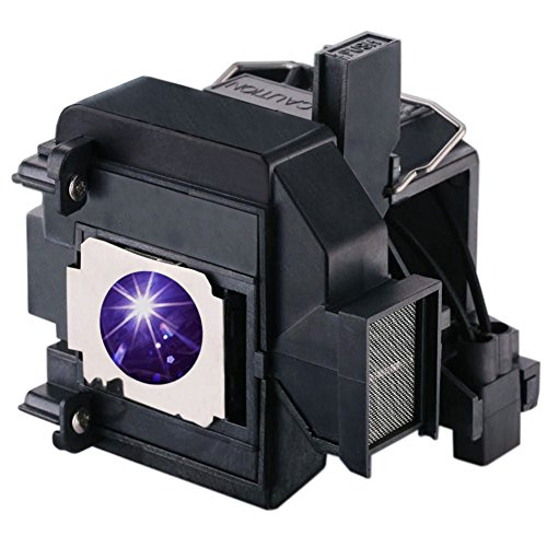 6010 Projector - YOSUN Replacement Projector Lamp Bulb for Epson Elplp69 PowerLite Home Cinema 5020ub 5030ub 5025ub 5020ube 5030ube 5010E Pro Cinema 6030ub 6020UB 6010 4030 v13h010l69 Replacement Projector Lamp Bulb