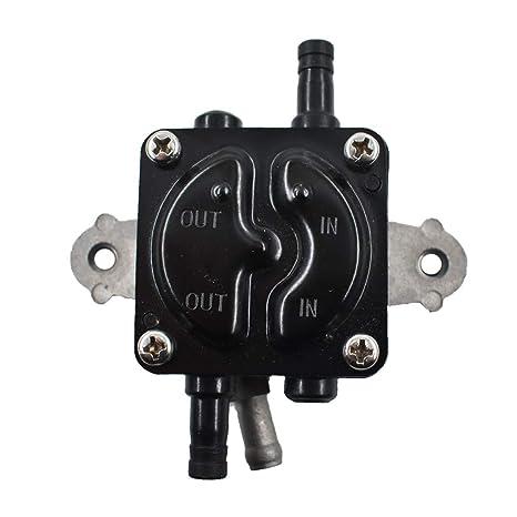 Amazon com: Fuel Pump Fit for Briggs & Stratton 844527