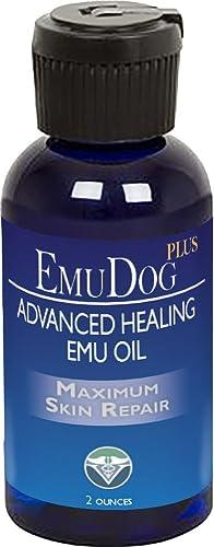 EmuDog Plus Dog Emu Oil for Advanced Skin Healing