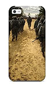Faddish Phone Soldier Military Man Made Military Case For Iphone 5c / Perfect Case Cover