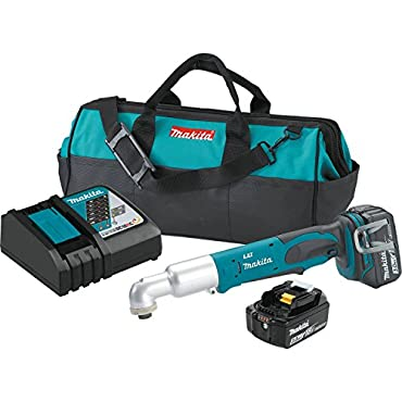Makita XLT01 18V LXT Lithium-Ion Cordless Angle Impact Driver Kit