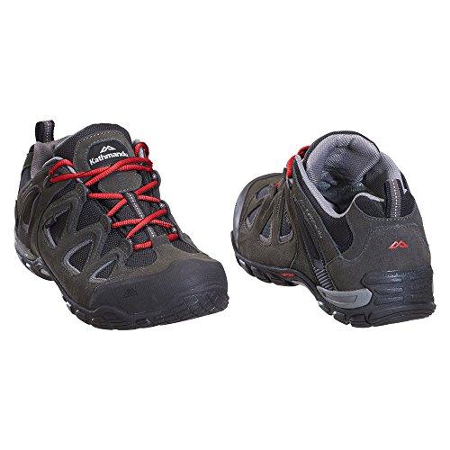 Ngx Black Da Drysdale Uomo Kathmandu Trekking Scarpe charcoal gnzp5wnq4R