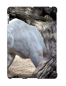 Standinmyside Brand New Defender Case For Ipad 2/3/4 (tiger Wild Cat Predator Muzzle) / Christmas's Gift