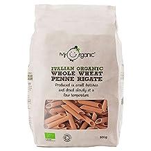 Mr Organic Whole Wheat Penne - 500g (1.1lbs)