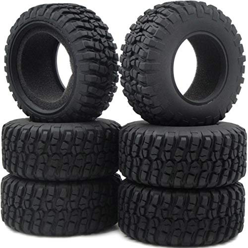 - 6pc RC 2.2/3.0 Short Course Tires Tyre Fit Pro-Line RPM JConcepts SC Wheels Rims