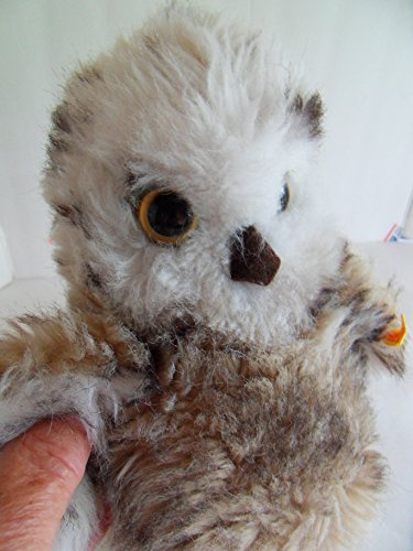 Review Steiff owl made in