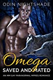 Omega Saved and Mated: An MM Gay Paranormal Mpreg Romance