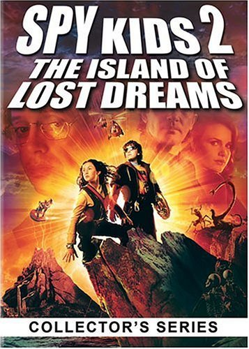 Spy Kids 2: The Island of Lost Dreams (Collector's Series) by Alexa PenaVega
