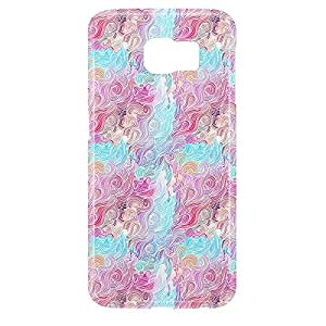 Hairs Samsung S6 3D wrap around Case - Design 2