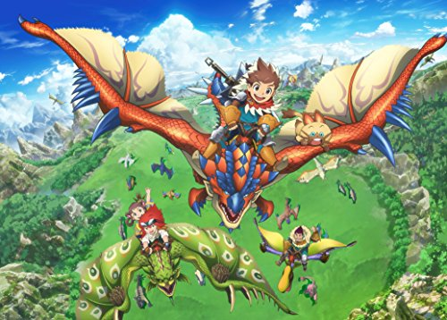 Price comparison product image Tv Anime(Monster Hunter Stories Ride On) O.S.T.