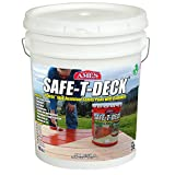 Ames SD5BN Safe-T-Deck Granulated 5 gallon Brown Safe-T-Deck Granulated