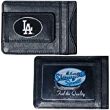 MLB Los Angeles Dodgers Leather Cash and Card Holder