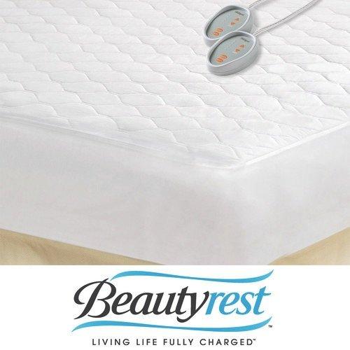 california king heated electric mattress