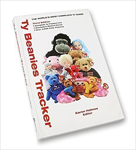 Ebook-Downloads für Android-Tablets Ty Beanies Tracker Third Edition in German PDF CHM ePub