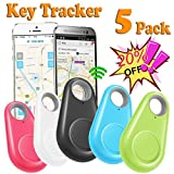 GBD Smart Key Finder Locator for Kids Boys Girls Pets Key Wallet Car