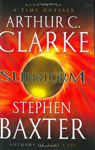 book cover of Sunstorm