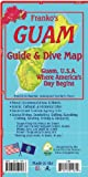 Guam Map & Dive Guide Franko Maps Waterproof Map