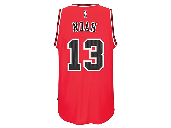 Image Unavailable. Image not available for. Color  Chicago Bulls Joakim  Noah adidas NBA Youth New Swi a77b1bd3a