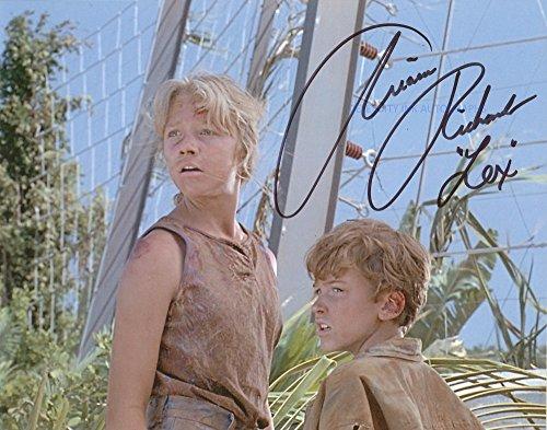 Ariana Richards as Lex Murphy (Jurassic Park) – Autograph