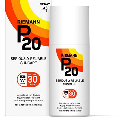 Riemann P20 Una Vez Al Dia 10 Horas Proteccion Spf30 Protector Solar 200Ml