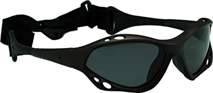 Maelstorm Marlin Titanium Watersport Sunglasses for Kitesurfing Kiteboarding Surfing Jet Skiing Boating Paddling Fishing Canoeing Kayaking Windsurfing