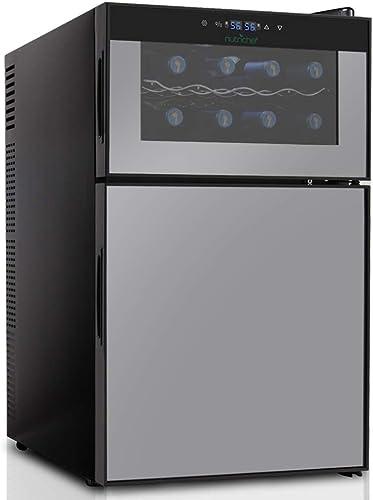NutriChef-PKTEWBC240-Wine-Cooler-and-Mini-Fridge