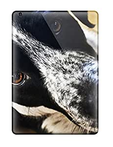 Frances T Ferguson Ipad Air Well-designed Hard Case Cover Dog Waiting Protector