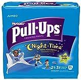 HUGGIES 2T-3T BOY PULLUP NT JB, Pack of 12