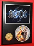 #3: Ac/Dc Limited Edition Picture Disc CD Rare Collectible Music Display