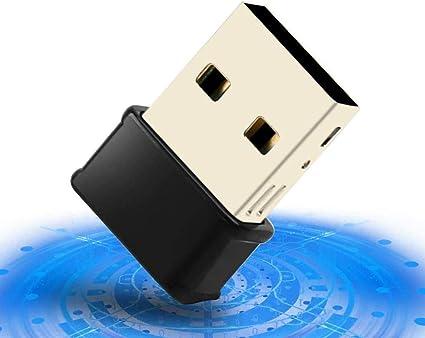 1200Mbps Adaptador Antena WiFi USB 3.0 Dual Band Receptor WiFi de 5dBi Soporte de 5Ghz 867Mbps + 2.4GHz 300 Mbps para PC con Windows XP/Vista / ...