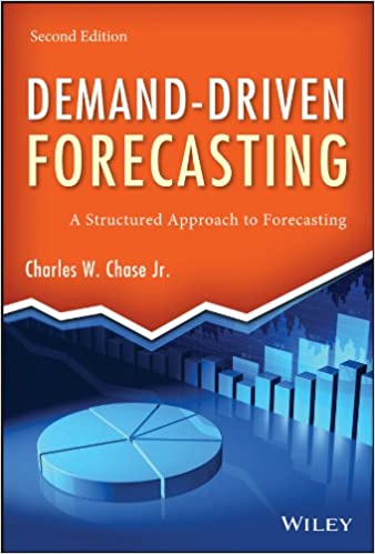 Amazon com: Demand-Driven Forecasting: A Structured Approach
