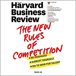 Harvard Business Review, October 2015