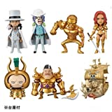 Japan Import World Collectible Figure One Piece ONE PIECE FILM GOLD vol.5 all seven set