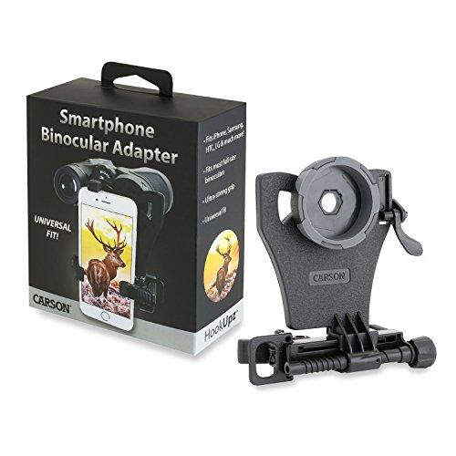 carson hookupz universal smartphone digiscoping adapter most