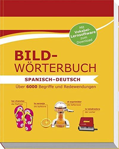 Bildwörterbuch Spanisch-Deutsch (German) Paperback