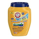 Arm & Hammer Laundry Plus Oxiclean Triple Chamber Power Paks, Coldwater, 52 Count