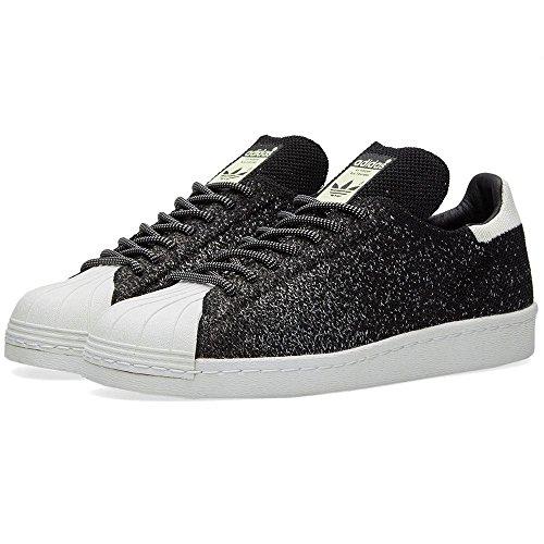adidas Shoes   Superstar 80s Primeknit ASG Schuh   Core Black   45 1/3