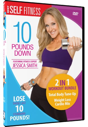 Jessica Corset - 10 Pounds Down With Jessica Smith - 2 Workout Set