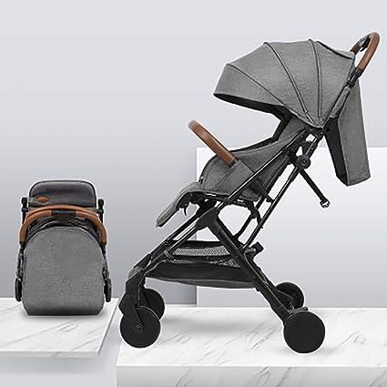 Ultraligera Compacto Cochecito de bebe, Infantil Cochecitos Confort ...