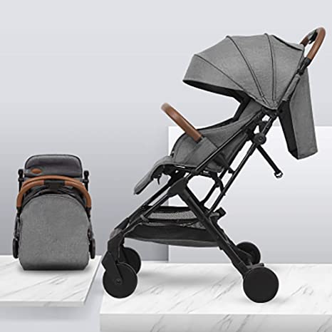 Ultraligera Compacto Cochecito de bebe, Infantil Cochecitos Confort Sistemas de viaje Sillas de paseo Shopper