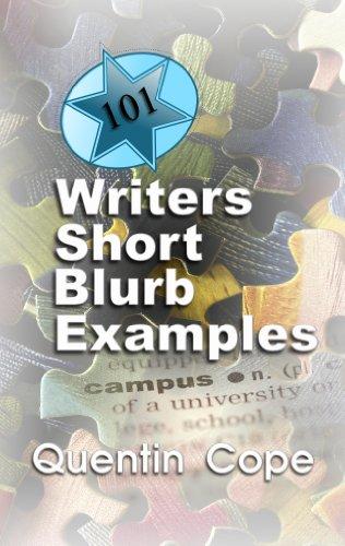 Short blurb examples