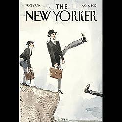 The New Yorker, July 4th 2016 (Jill Lepore, Rebecca Mead, Jelani Cobb)