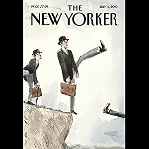 The New Yorker, July 4th 2016 (Jill Lepore, Rebecca Mead, Jelani Cobb) Periodical