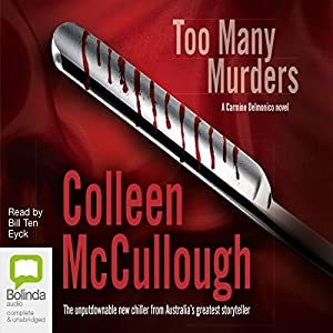 Too Many Murders Audiobook