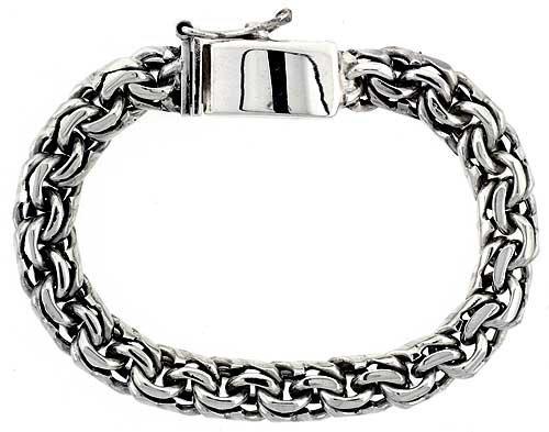 Sterling Silver Garibaldi Bracelet Handmade