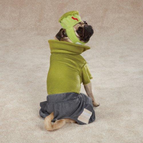 Casual Canine Frankenhound Dog costume di Halloween, m, Lyndee