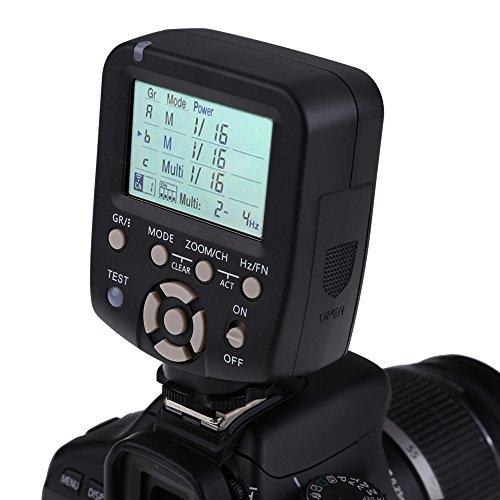 Vktech Yongnuo YN560-TX Wireless Flash Controller for Canon 650D 550D / 560III