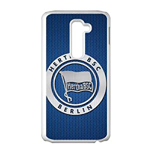 YESGG Hertha BSC Berlin Cell Phone Case for LG G2