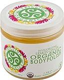 Trillium Organics Body Polish Lemon Ginger Salt Scrub