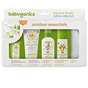 Babyganics Outdoors Essentials Kit